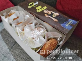 Foto review Donuthing oleh Agnes Octaviani 2