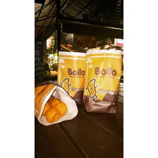 Foto - Makanan di Bollo Bola Ubi Kopong oleh @makanmoloe  | Toga