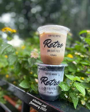 Foto review Retro On Coffee oleh Levina JV (IG : levina_eat ) 5