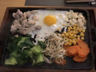 Foto 1 - Makanan(Chicken Teppannyaki) di Emiko Japanese Soulfood oleh YSfoodspottings