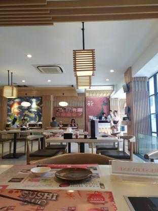Foto 2 - Interior di Washoku Sato oleh Meisya Violeta   @HappyBuncit