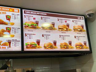 Foto review Burger King oleh IG @riani_yumzone 6