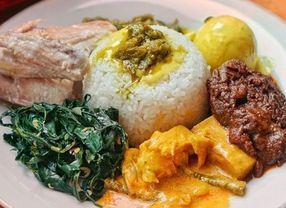 Nasi Sebagai Makanan Pokok (Tidak Asli) Indonesia