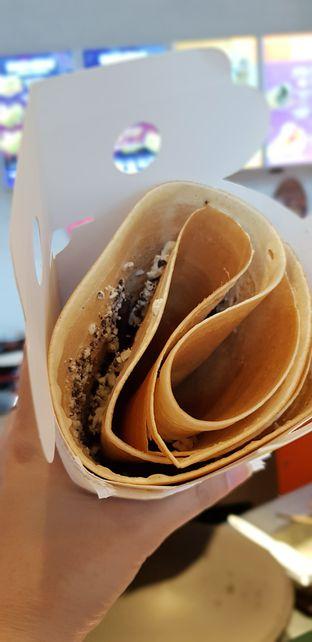 Foto 1 - Makanan di D'Crepes oleh Meri @kamuskenyang