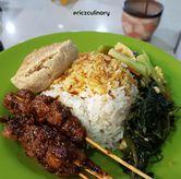 Foto Close-Up Food Photo of Nasi Campur di Masakan Panipahan