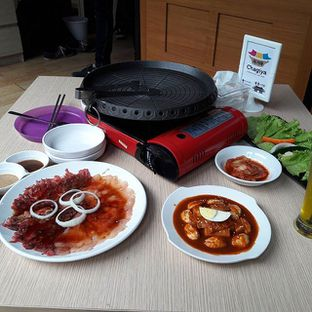 Foto 1 - Makanan di Chagiya Korean Suki & BBQ oleh Apriliyani Dwi putri