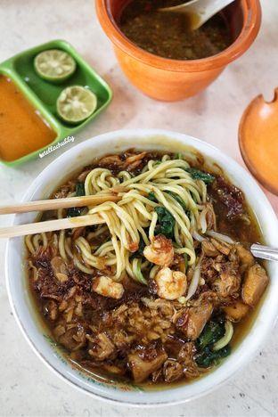 Foto - Makanan(Mie kangkung) di Mie Kangkung & Siomay Si Jangkung oleh Stellachubby