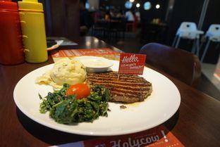 Foto 1 - Makanan di Steak Hotel by Holycow! oleh Andin | @meandfood_