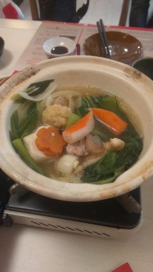 Foto 7 - Makanan(Chanko Nabe (IDR 69.8k) ) di Washoku Sato oleh Renodaneswara @caesarinodswr
