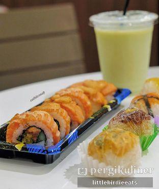 Foto review Sushi & Sashimi oleh EATBITESNAP // Tiffany Putri 1