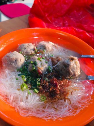 Foto Makanan di Bakso Pak Diran