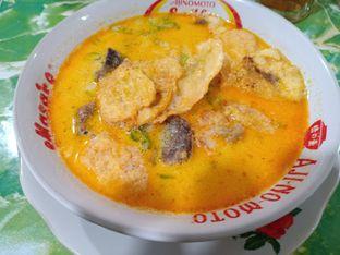 Foto 2 - Makanan di Soto Kaki Sapi Bang Mamat oleh Kuliner Hunter Indonesia