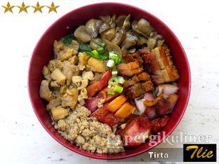 Foto review Nasi Campur Kencana oleh Tirta Lie 1