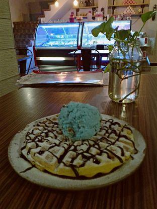 Foto 2 - Makanan di Oh Gelato & Cafe oleh Miki Wika