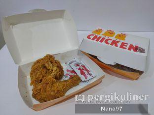 Foto 1 - Makanan di Burger King oleh Nana (IG: @foodlover_gallery)
