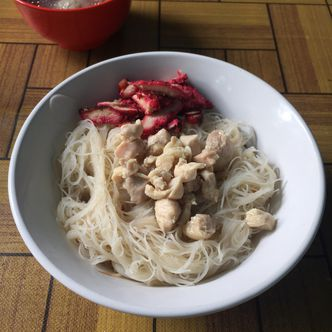 Foto Makanan di Bakmi Luck 28