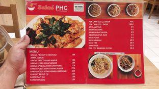 Foto review Bakmi PHG oleh Perjalanan Kuliner 1