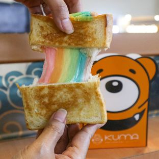 Foto review Kuma Cheese Toast oleh thefoodsthetic 1