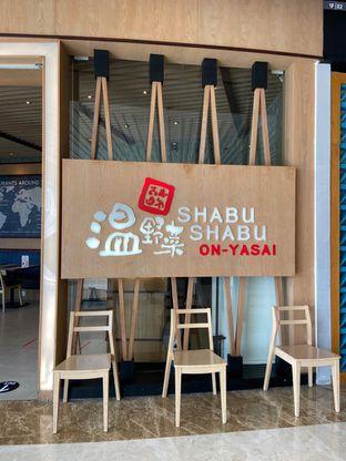Foto review On-Yasai Shabu Shabu oleh inri cross 1
