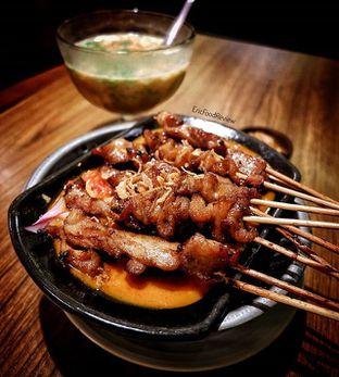 Foto - Makanan(Sate Ayam Campur Bumbu Blora) di Sate Khas Senayan oleh Eric  @ericfoodreview