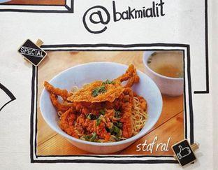 Foto review Bakmi Alit oleh Stanzazone  1