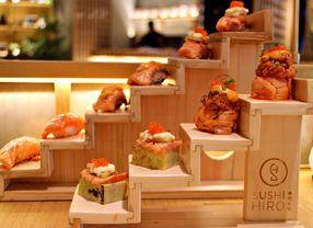 6 Restoran Sushi di Slipi yang Enaknya Bikin Nggak Bisa Berpaling