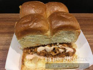 Foto 1 - Makanan di Smack Burger oleh @mamiclairedoyanmakan