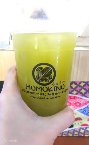 Foto 6 - Makanan(Cold Ocha) di Momokino oleh Kumala Yang