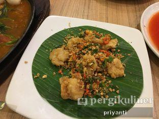 Foto 3 - Makanan(Cumi Goreng Cabe Garam) di Bakso Lapangan Tembak Senayan oleh Priyanti  Sari