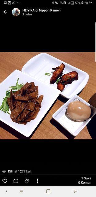 Foto 2 - Makanan di Nippon Ramen oleh heiyika
