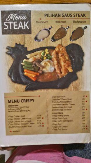 Foto review Hot Steak Pedas oleh Oryza Sativa 1