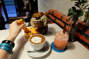 Foto 1 - Makanan di Games On Cafe oleh Yuni