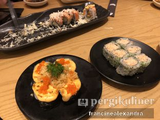 Foto 1 - Makanan di Sushi Tei oleh Francine Alexandra