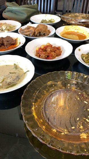 Foto 4 - Makanan di RM Padang Bu Mus oleh hokahemattiga