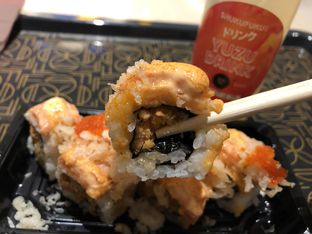 Foto 1 - Makanan(Sushi) di Shukufuku oleh YSfoodspottings