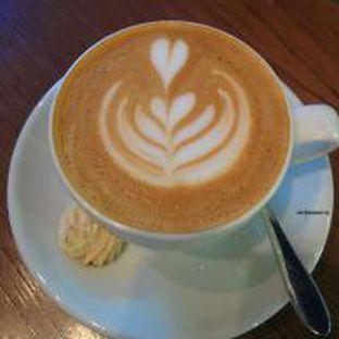 Menu populer Hot Cappuccino