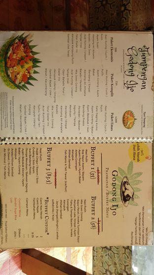 Foto review Pecel Pincuk Godong Ijo oleh Makan2 TV Food & Travel 6