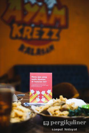 Foto 4 - Interior di Ayam Krezz Kalasan oleh Saepul Hidayat