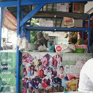 Foto 2 - Eksterior di Kupat Tahu Gempol oleh Kuli Kuliner