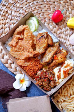 Foto review Nasi Kulit Pas Kantong oleh vionna novani 2