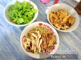 Foto 3 - Makanan di Bakmi Ayam Acang oleh Fransiscus