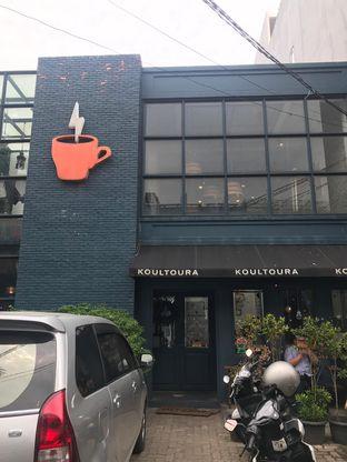 Foto 5 - Eksterior di Koultoura Coffee oleh ig: @andriselly
