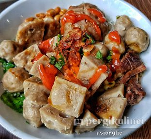 Foto 4 - Makanan di Bakso Gaul oleh Asiong Lie @makanajadah