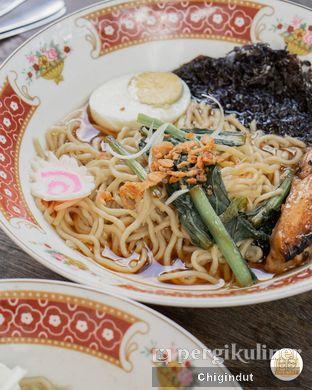 Foto 2 - Makanan(Ramen Ayam Teriyaki Kuah Shoyu) di Japan Ramen Nihon Maru oleh Chigindut Youtuber