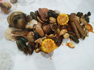 Foto 1 - Makanan di Jawara Kerang oleh Lisa Irianti
