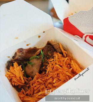 Foto 4 - Makanan(nasi lidah cabe ijo) di Smash and Shake oleh Kintan & Revy @worthyourvisit