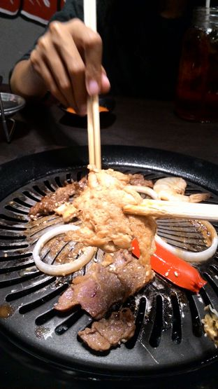 Foto 5 - Makanan di Hayaku Steamboat and Yakiniku oleh rodhiatul ardiani