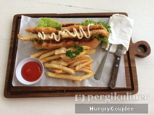 Foto 2 - Makanan di Le Bridge oleh Hungry Couplee