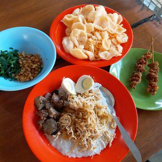 Foto Makanan di Bubur Ayam Mang H. Oyo