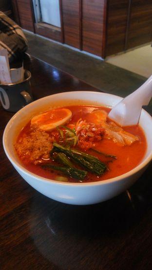 Foto 1 - Makanan(Spicy Miso Ramen) di Nanami Ramen oleh Fadhlur Rohman